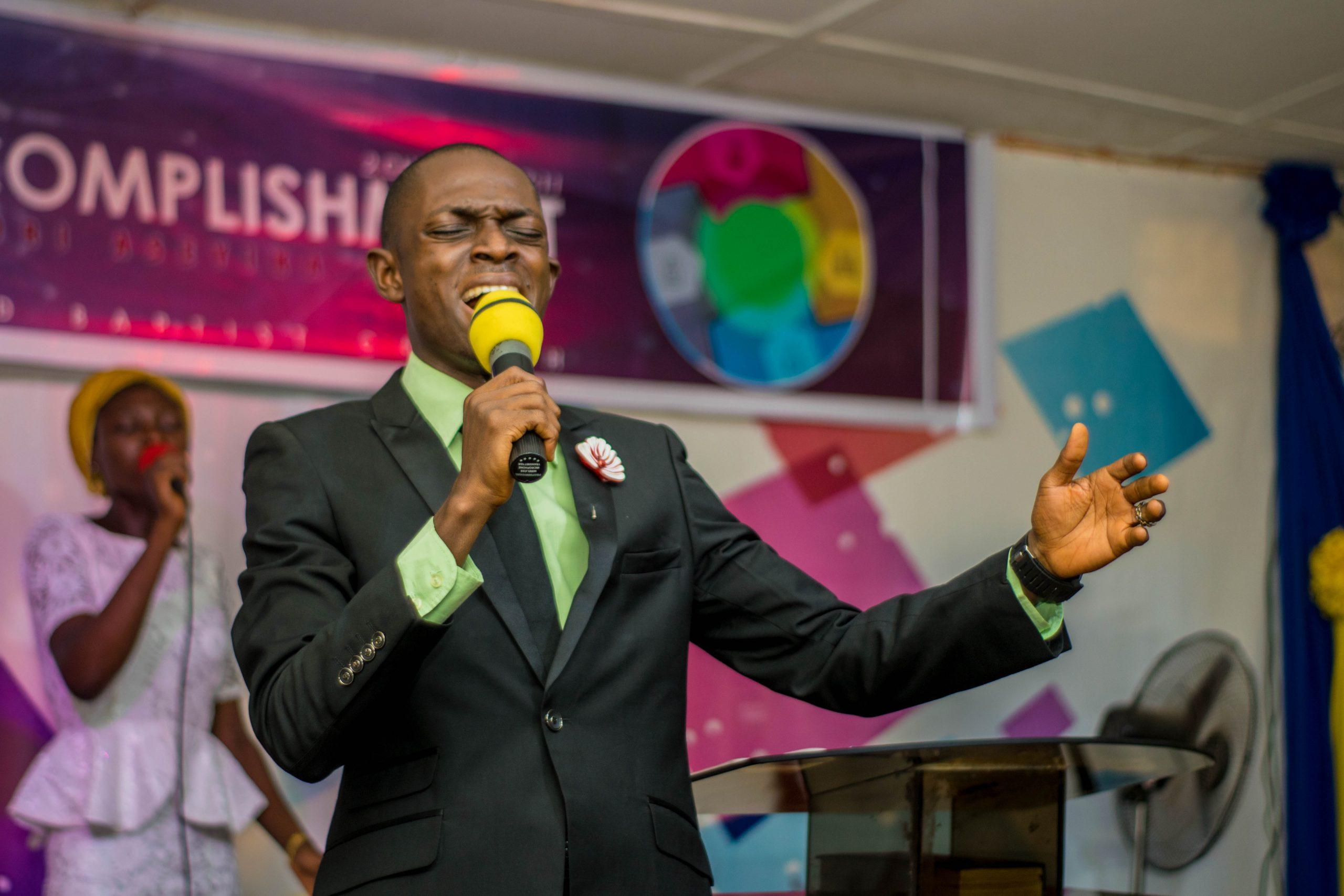 Rev. Dr. Adesina Abegunde