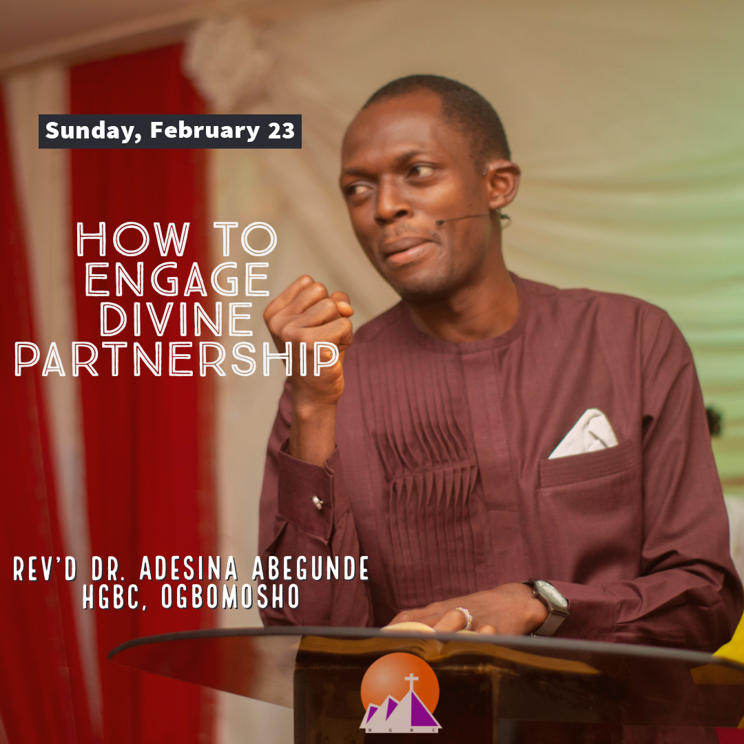 How To Engage Divine Partnership